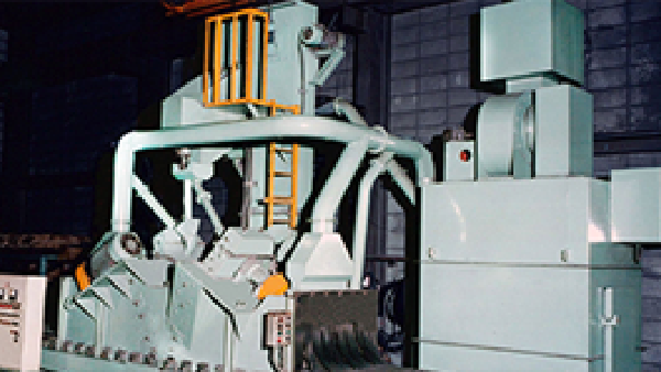 共立のショット工場