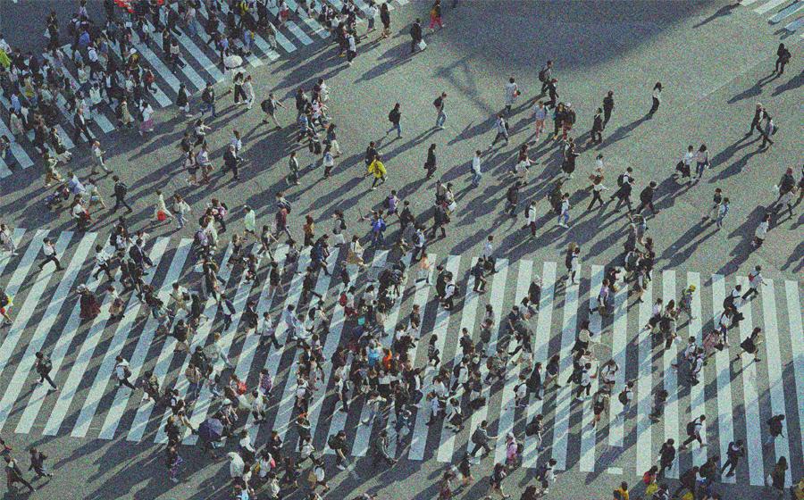 日本の総人口